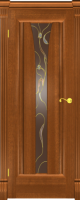 Шпонированные двери Глория