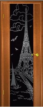 Шпонированные двери Гром Париж