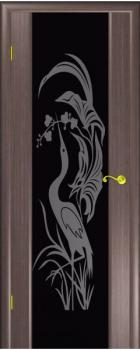 Шпонированные двери Гром Цапля