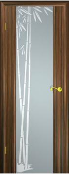 Шпонированные двери Гром Бамбук