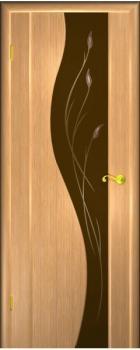 Шпонированные двери Грация