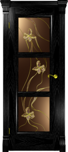 Шпонированные двери Надежда