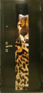 """Дверь с фотопанелью """"Тигр"""""""