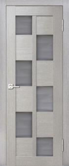 Дверь с ПВХ покрытием L12