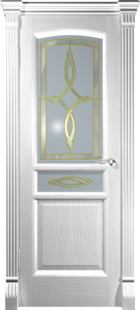 Шпонированная межкомнатная дверь Натали
