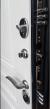 Дверь входная стальная Кова-3 с замками Кале